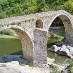 on the devils bridge
