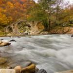 The Arda river near the Devils bridge