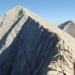 vihren peak - the mountain rid