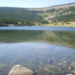bezbojko lake - panoramic view of the lake