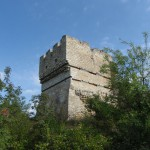 cherven fortress - the old tower