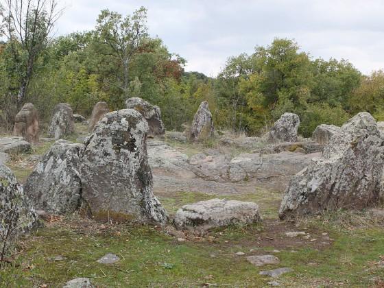 Кромлех – село Долни Главанак