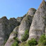 kupenite rocks - magical natural rock phenomenon panoramic view