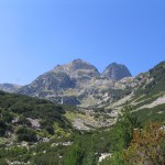 panoramic view of maliovitsa peak