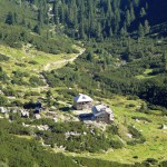 panoramic view from maliovitsa peak