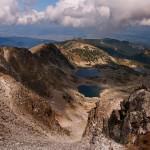musala lakes - panoramic view