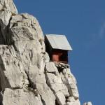 eagles nest - alpine hut