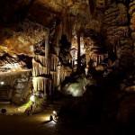 saeva dupka cave - inside the cave