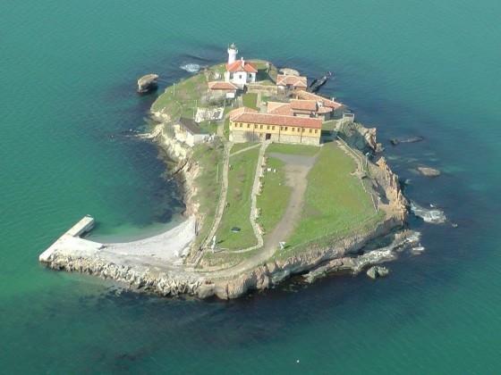 Остров Света Анастасия – Бургас