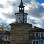 tryavna town - the tower