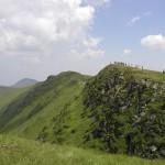 vrashka chuka peak - panoramic view