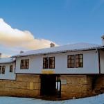 etropole monastery buildings