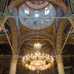 etropole monastery church inner hall