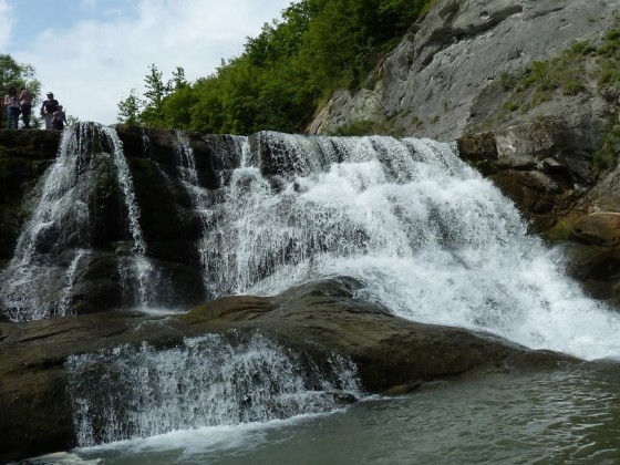Христовски водопад – Елена