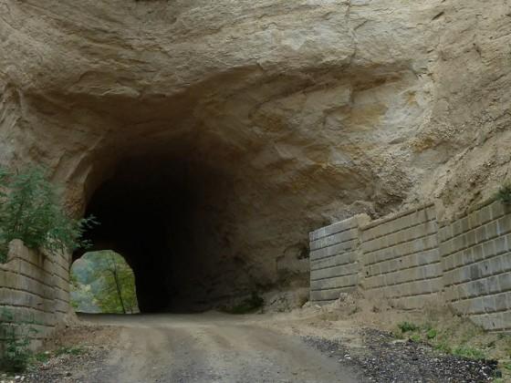 Тунел Любовище – Рожен