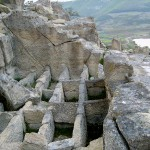 chambers in the ancient city of perperikon
