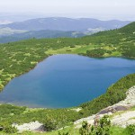 the lowest of all the rila lakes
