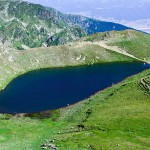 the highest of all the rila lakes