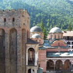 rila monastery - the battle tower