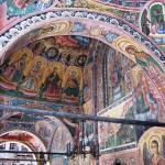 troyan monastery inside the church