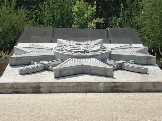 Военно гробище – мемориал – Тутракан