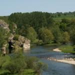uglen village - vit river