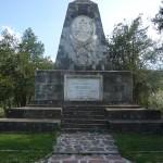 """historical """"White"""" monument Lovech city - Varosha"""