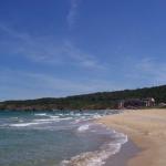 veselie bulgarian blacksea beach