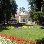 the SPA resort of Bankya - near the city of Sofia - Bulgaria