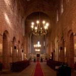 the basilica of Hagia Sofia in the capital city of Sofia - Bulgaria