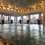 the SPA resort of Belchin banya in the region of Sofia - Bulgaria