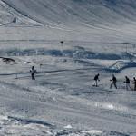 botev bulgarian winter ski resort