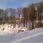 chumerna bulgarian winter ski resort