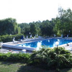 the SPA resort of Dolna banya in the region of the city of Sofia - Bulgaria