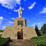 The SPA resort of Haskovo mineral bani in the region of Haskovo - Bulgaria