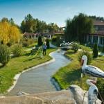 karlovski mineralni bani spa resort in the region of Plovdiv - Bulgaria