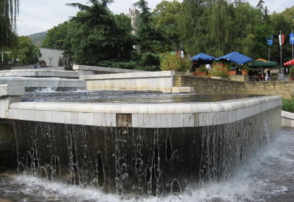 Карловски минерални бани – Баня