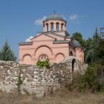 saint john monastery at the city of Kurjdali, Bulgaria