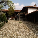 the SPA resort of the Sliven mineral baths in the region of the city of Sliven - Bulgaria