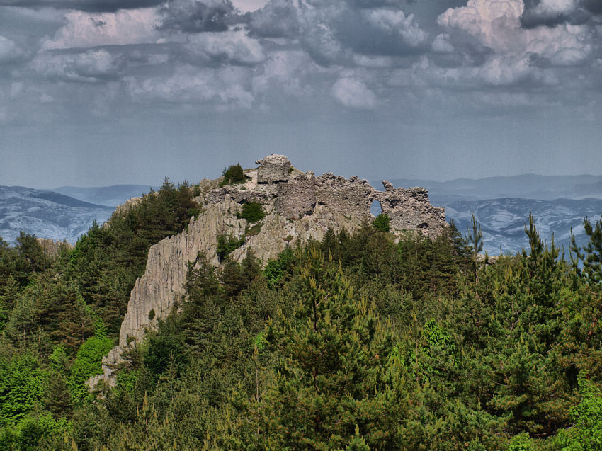 Krepost Ustra The Best Places In Bulgaria