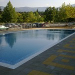 the SPA resort of Vurshets in the region of the city of Montana - Bulgaria