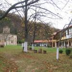 ancient orthodox monastery of Zemen - Pernik, Bulgaria