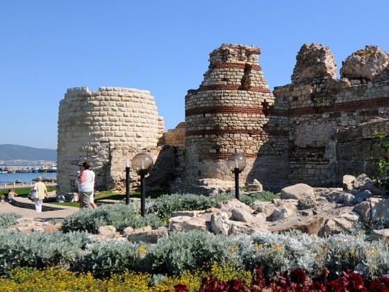 Архитектурно – исторически резерват – Архитектурен музей – Несебър