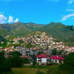 the SPA resort of Devin in the region of the city of Smolyan - Bulgaria