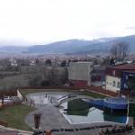 the SPA resort of Sapareva banya in the region of the city of Kyustendil - Bulgaria