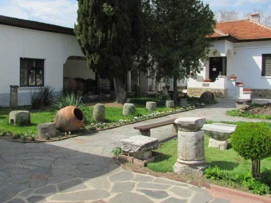 Археологически музей – Хисаря