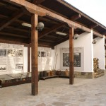 the craftsmanship and arts museum in the city of troyan - Central Balkan, Bulgaria