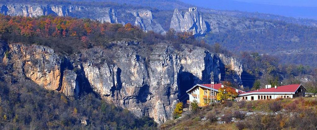 Национален пещерен дом – Луковит