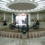 The museum honoring the 100 years of the great Pleven siege during the Russian-Ottoman war for the liberation of Bulgaria