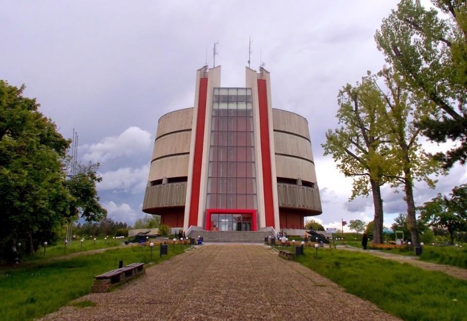 """Панорама """"Плевенска епопея 1877 г."""" – Плевен"""